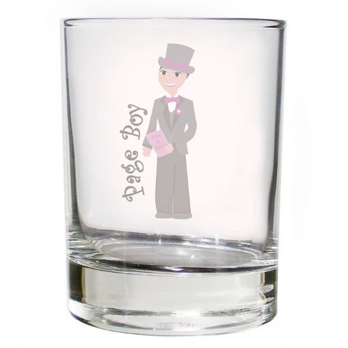 Fabulous Juice Glass Page Boy